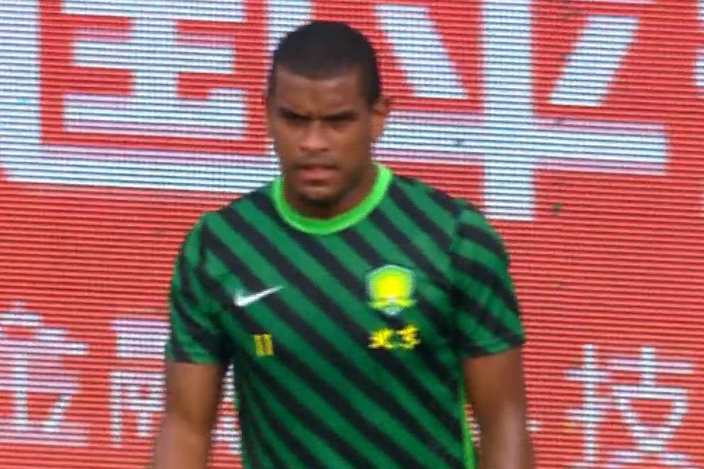 国安官方:球队与巴西外援费尔南多解约