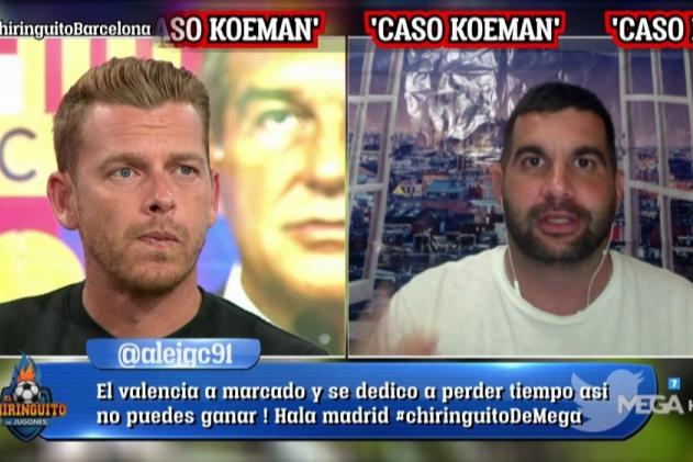 记者:若巴萨本轮未赢格拉纳达 科曼可能会做出激烈的决定