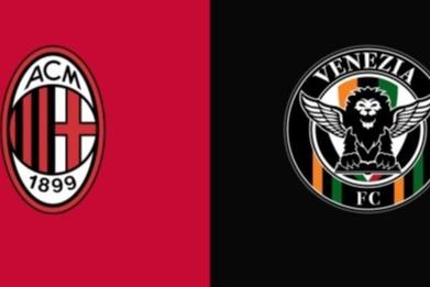米兰vs威尼斯首发:迪亚斯出战 凯西替补