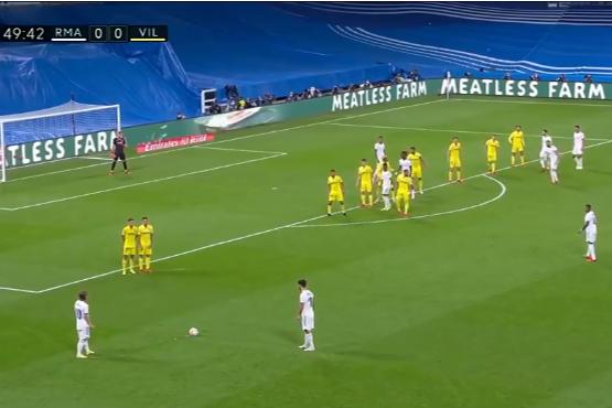 西甲-库尔图瓦多次救险 皇马0-0比利亚雷亚尔终结连胜