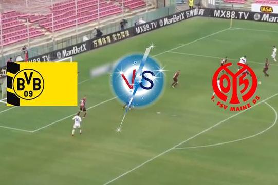 德甲-罗伊斯破门哈兰德双响 多特蒙德3-1美因茨