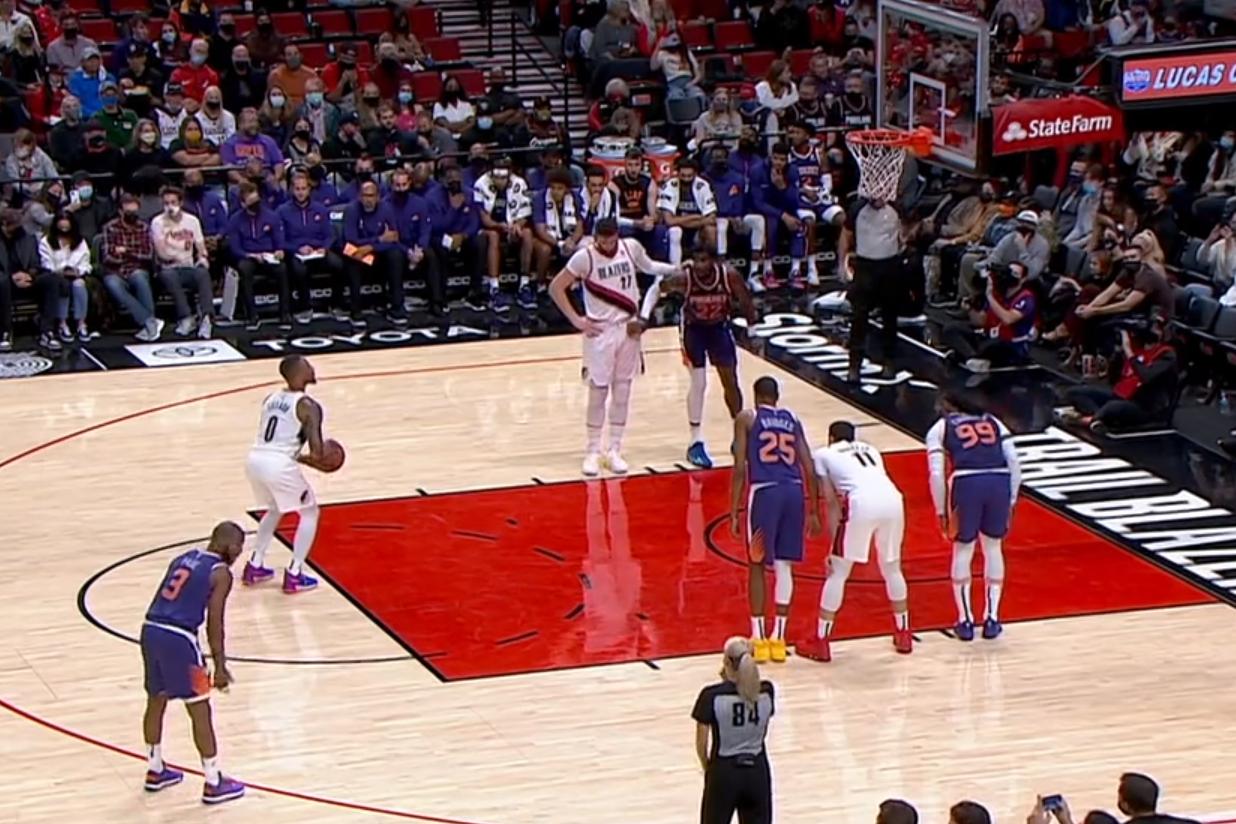 NBA-麦科勒姆28+3帽布克21分 开拓者大破太阳