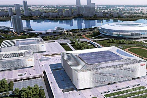 世界大学生运动会举办场地