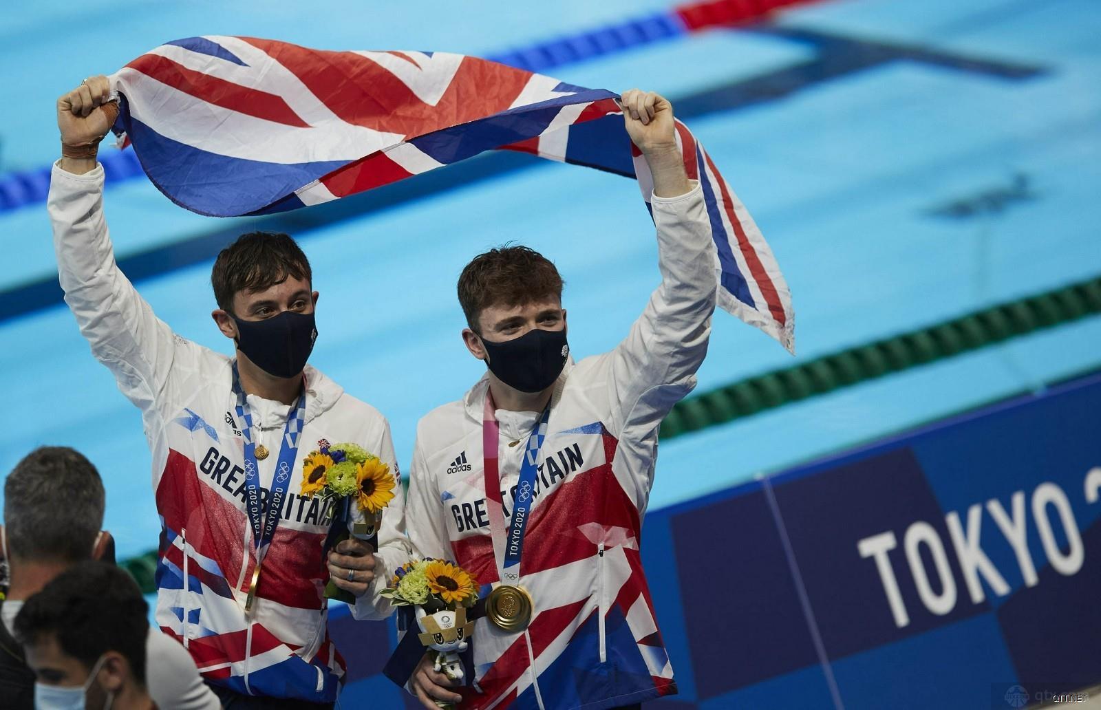 英国组合夺冠