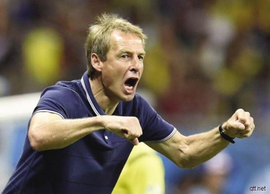 前德国队主教练克林斯曼