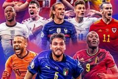 欧洲杯前16名将决定12支球队和8支球队参赛 剩下的4个席位将在明天凌晨公布