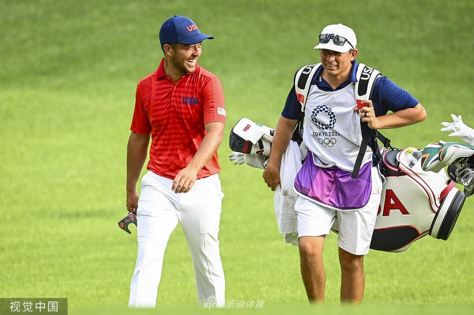 奥运高尔夫第二轮谢奥菲勒领先