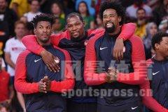 2016年里约奥运会男篮冠军美国队