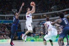 2016年里约奥运会男篮决赛