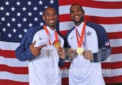 2008年北京奥运会美国队夺冠