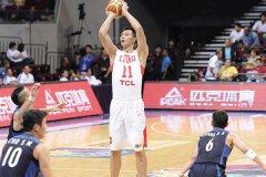 回顾2015男篮亚锦赛 中国男篮夺冠