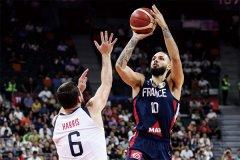 法国男篮图片 法国男篮高清图集