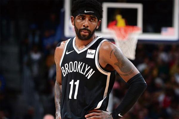NBA欧文球衣号码是多少?欧文现在在NBA哪个球队?