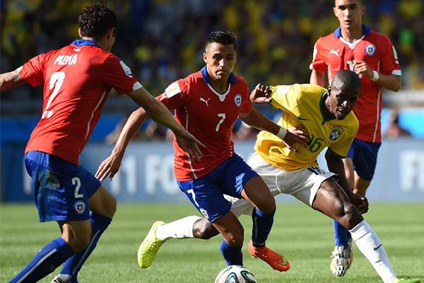 智利足球有甚么特色?智利足球究竟有多强?