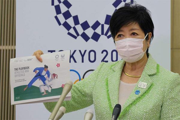 东京奥运会运动员需要每天测试新冠肺炎!运动员不应该随意行动