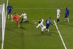欧冠半决赛次回合切尔西2-0皇马 切尔西进军欧冠决赛
