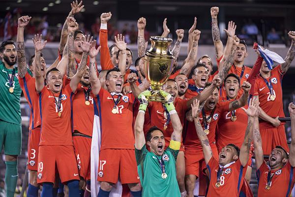 美洲杯历届冠军球队 美洲杯历届冠军一览!