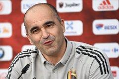欧洲杯前夕比利时发布会 比利时近些年都是世界第一