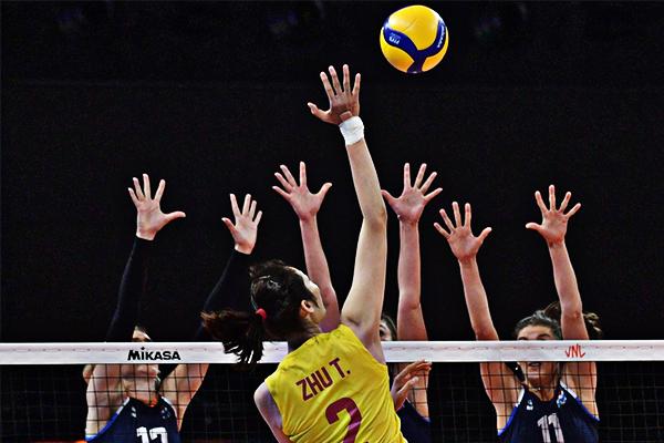 朱婷回来了!带领中国女排以3-0击败荷兰队 并连续两次获胜