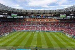 2021欧洲杯球迷震撼现场 足球又有了灵魂
