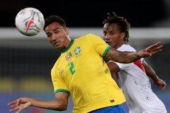 巴西4-0大胜秘鲁 本届美洲杯夺冠大热门仍然是巴西