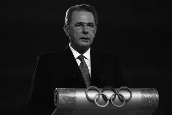 国际奥委会将降半旗悼念罗格!