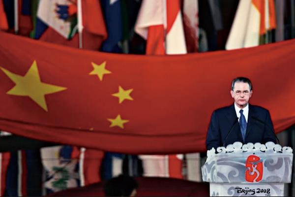 罗格曾盛赞北京奥运会无与伦比!