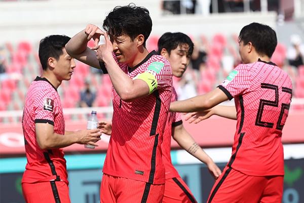 孙兴慜绝杀 韩国2-1叙利亚!