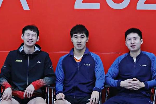 国乒三将同日退出国家队是巧合吗?