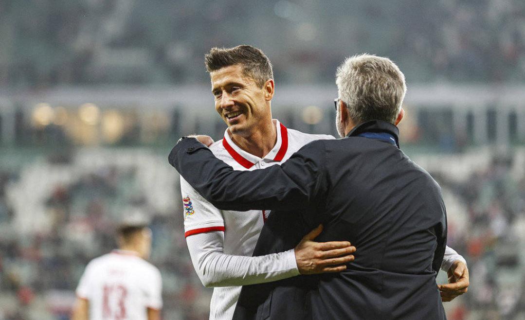 欧国联第四轮波兰3:0波黑,莱万多夫斯基本场比赛打进两球