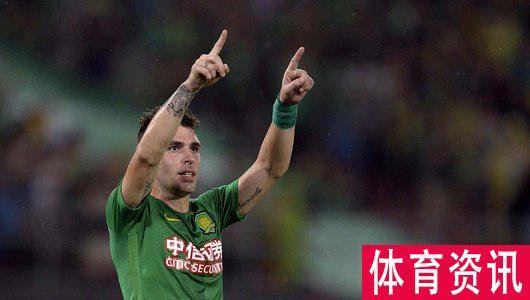 索里亚诺正式宣布退役 为国安效力了两个赛季