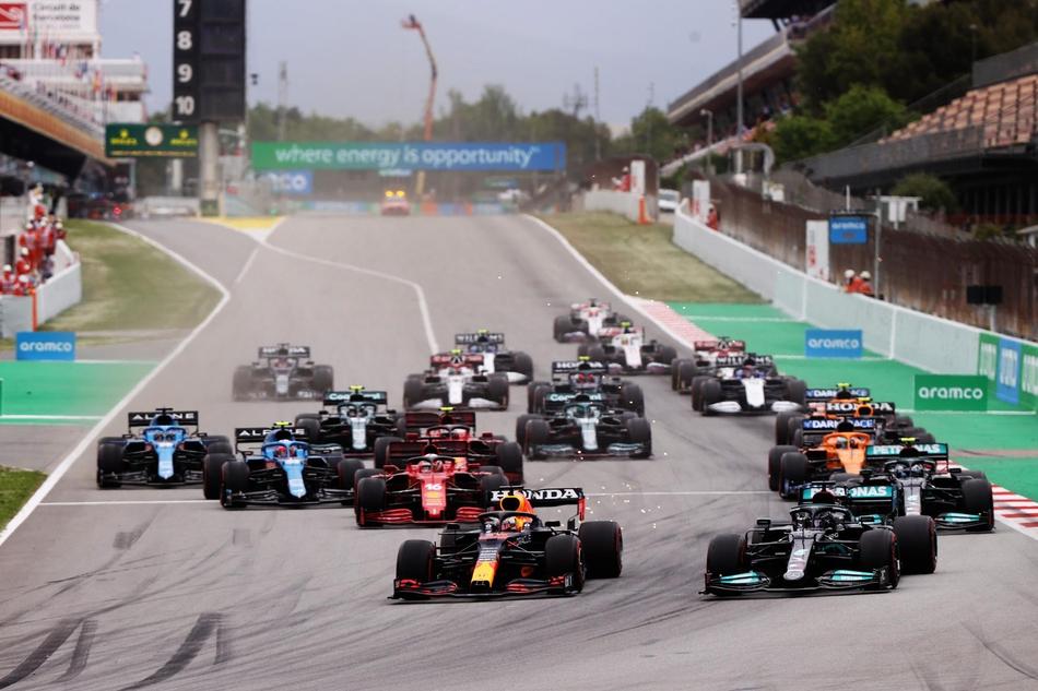 图集-2021年F1西班牙站正赛