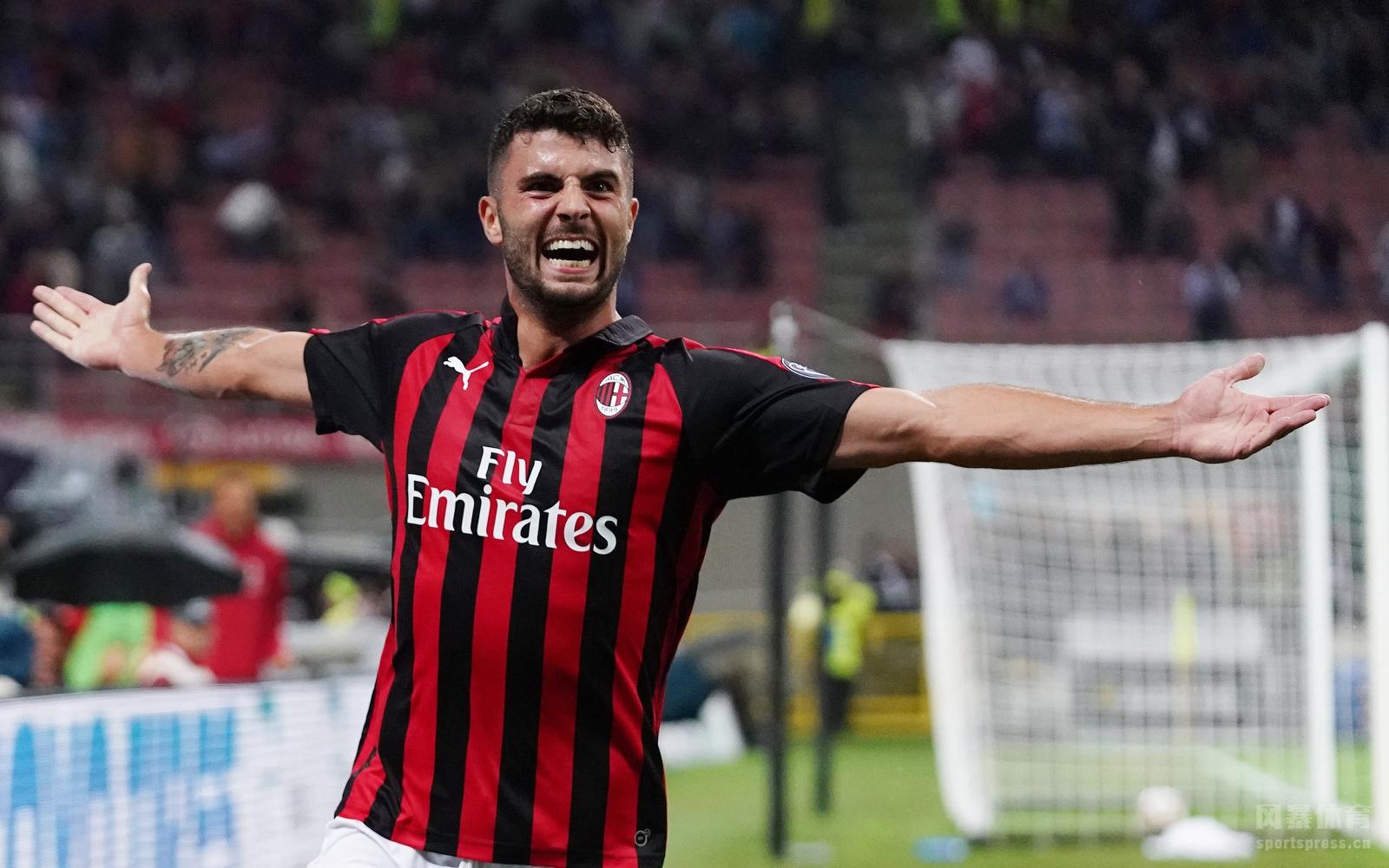 米兰2-1罗马夺新赛季首胜 库特罗内绝杀伊瓜因进球被吹