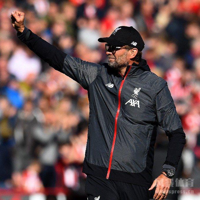 英超第7轮 维纳尔杜姆破门 利物浦豪取7连胜