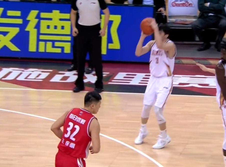 CBA-吴倩36 12浙江胜青岛晋级半决赛