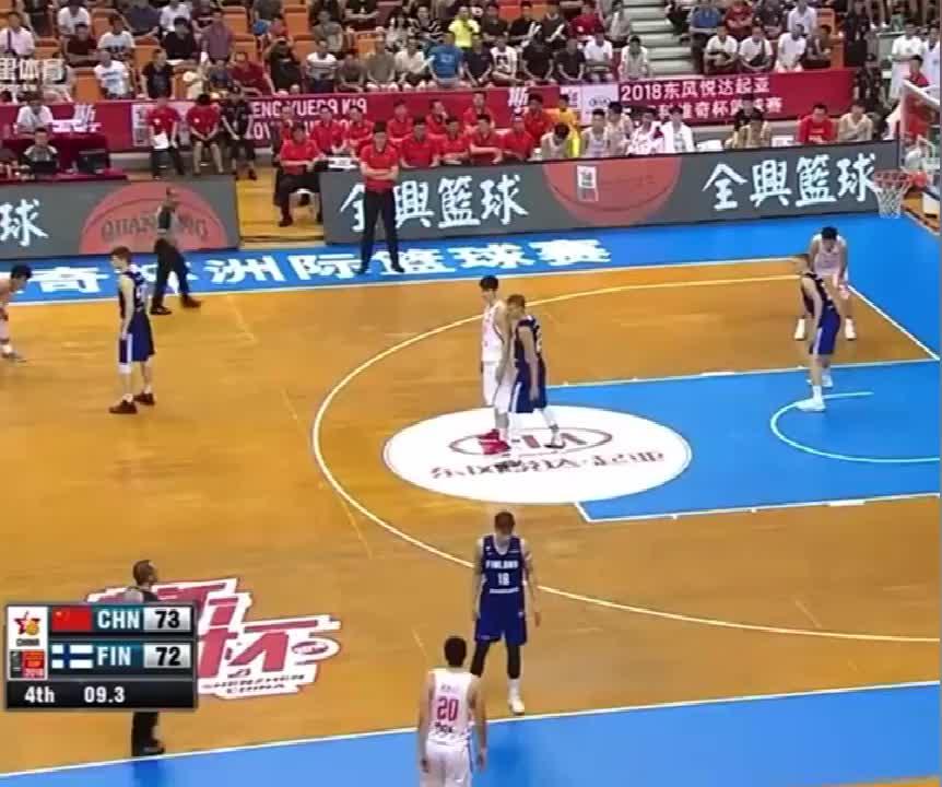 2018年斯杯中国队边线球失误,简直和2019年的一模一样!