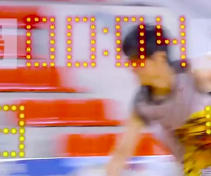 NBA看看就好 学技术还得看篮球火 你学会了吗?
