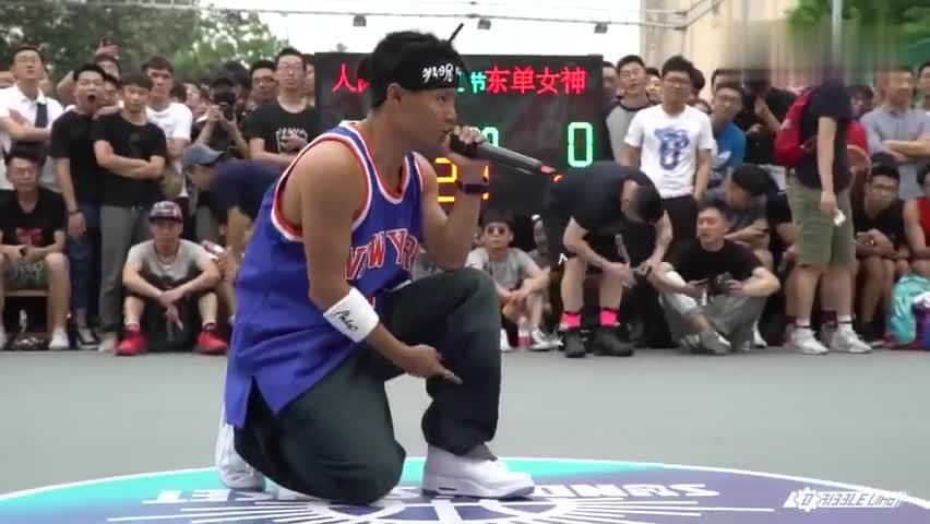 中国街球传奇齐聚东单:赵强、吴悠、曹芳、叶天超轮番进攻