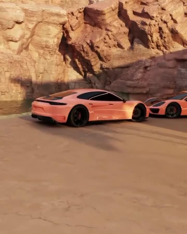 詹姆斯转发视频:我想拥有这台车