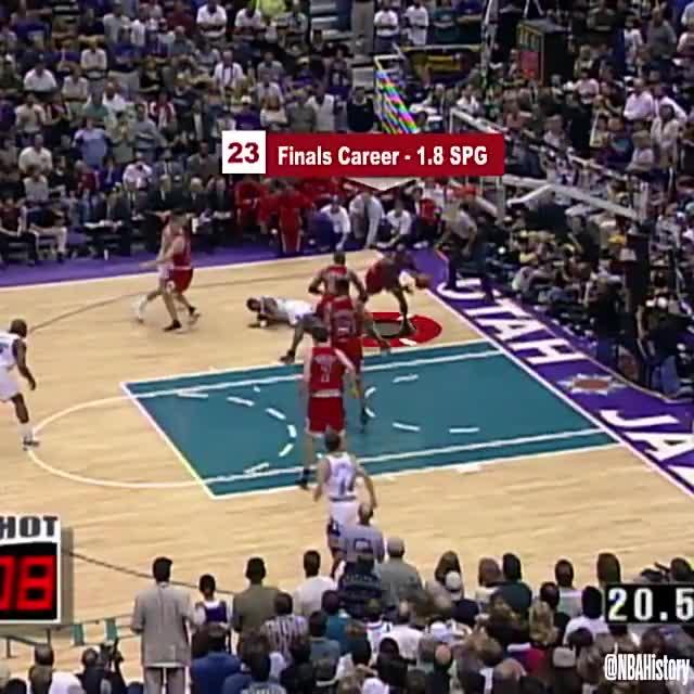 23年前你可能还没出生!回顾篮球之神的The Last Shot