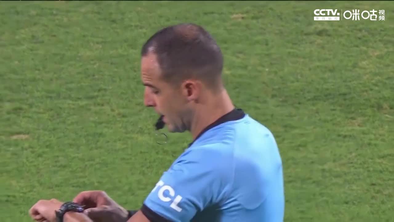 【咪咕集锦】美洲杯-米纳乌龙博尔哈点球难救主 秘鲁2-1哥伦比亚