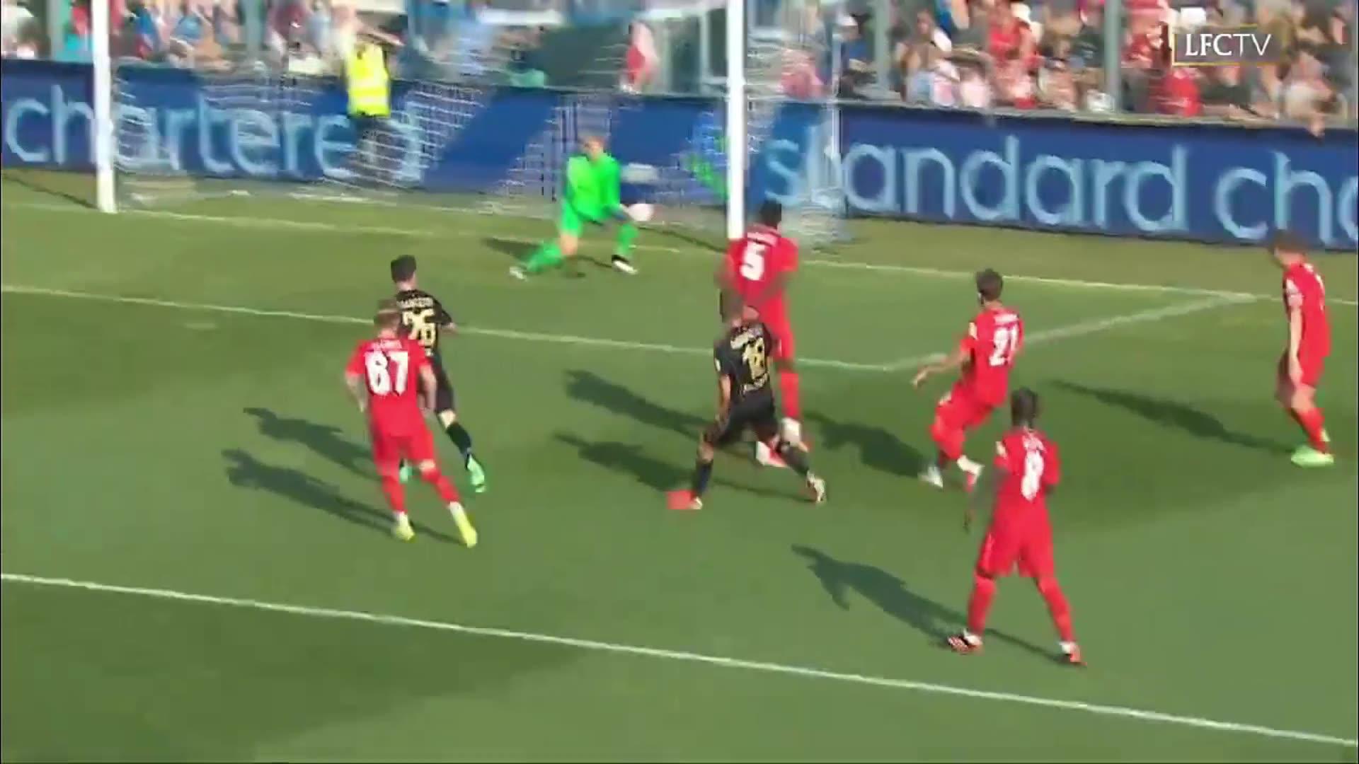 【全场集锦】友谊赛-贝克造乌龙 利物浦1-0小胜美因茨