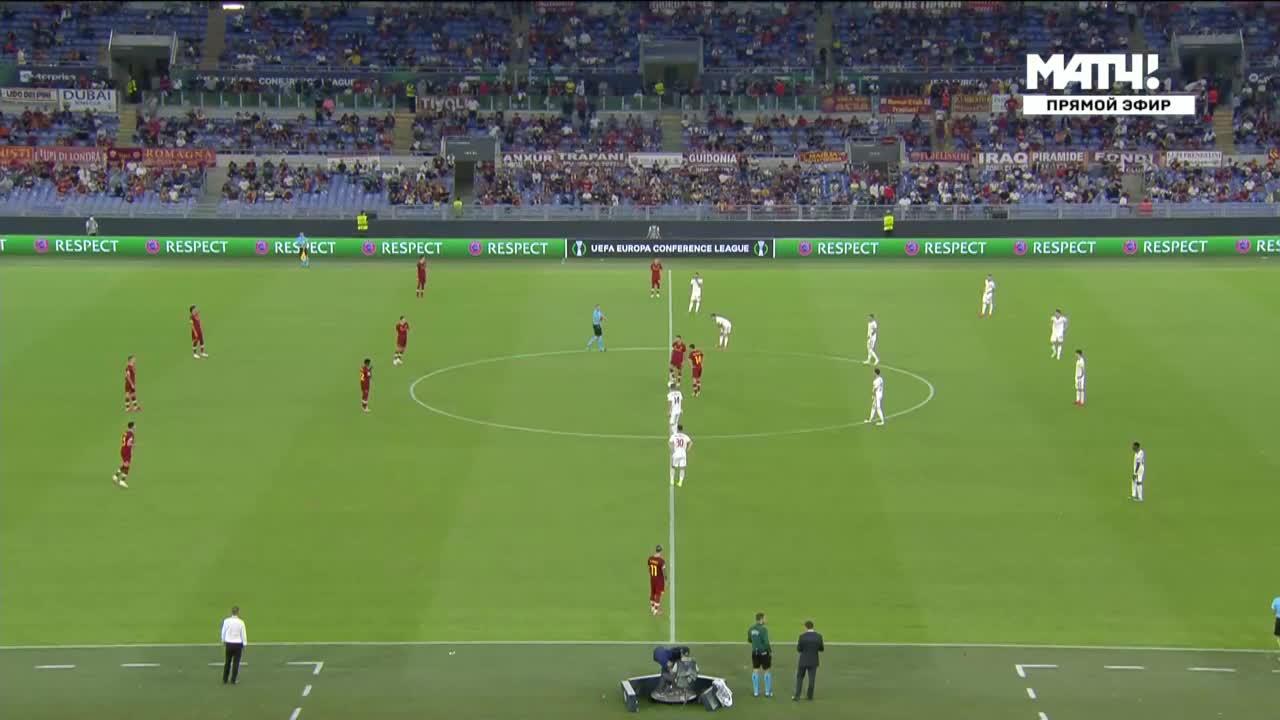 09月17日 欧协联小组赛C组 罗马vs索菲亚中央陆军 下半场录像