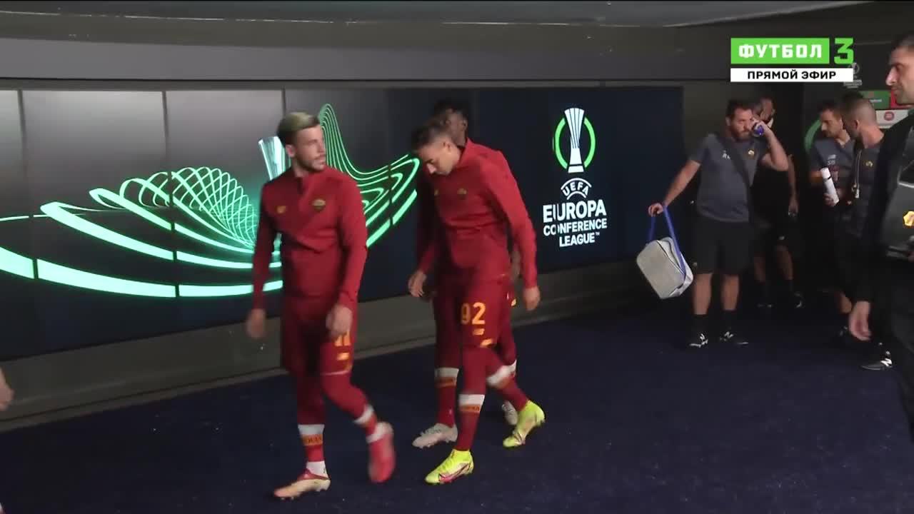 09月17日 欧协联小组赛C组 罗马vs索菲亚中央陆军 上半场录像