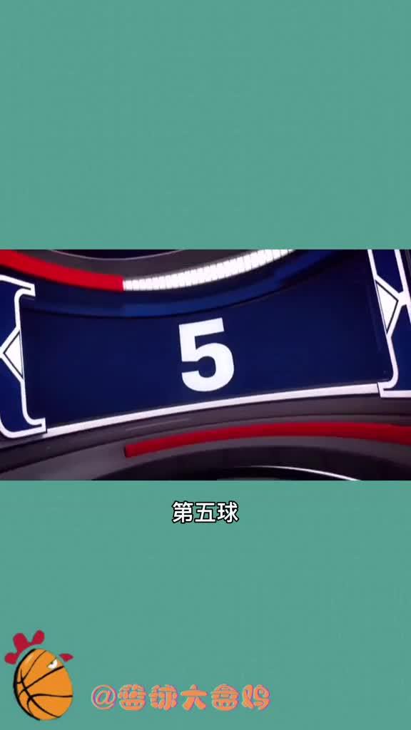 篮球大盘鸡:中国小库里五佳球
