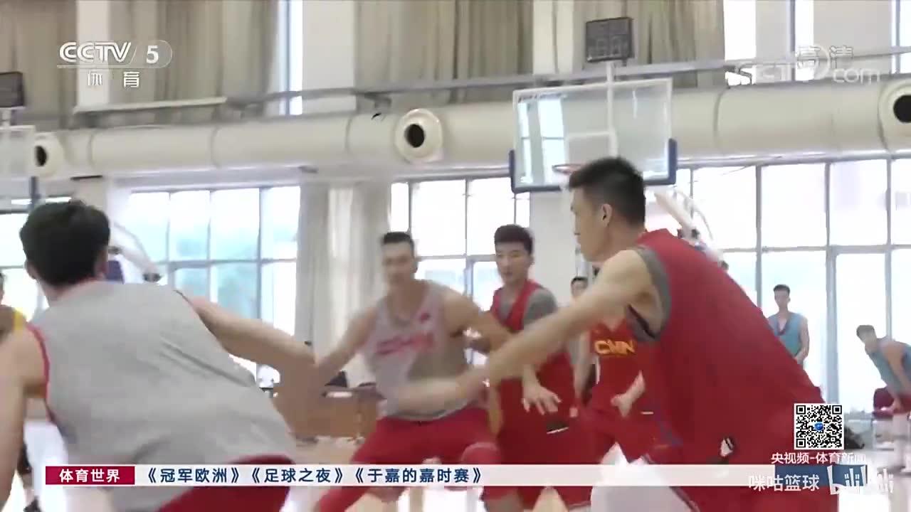 泪目!易建联:我要为中国男篮再拼一次
