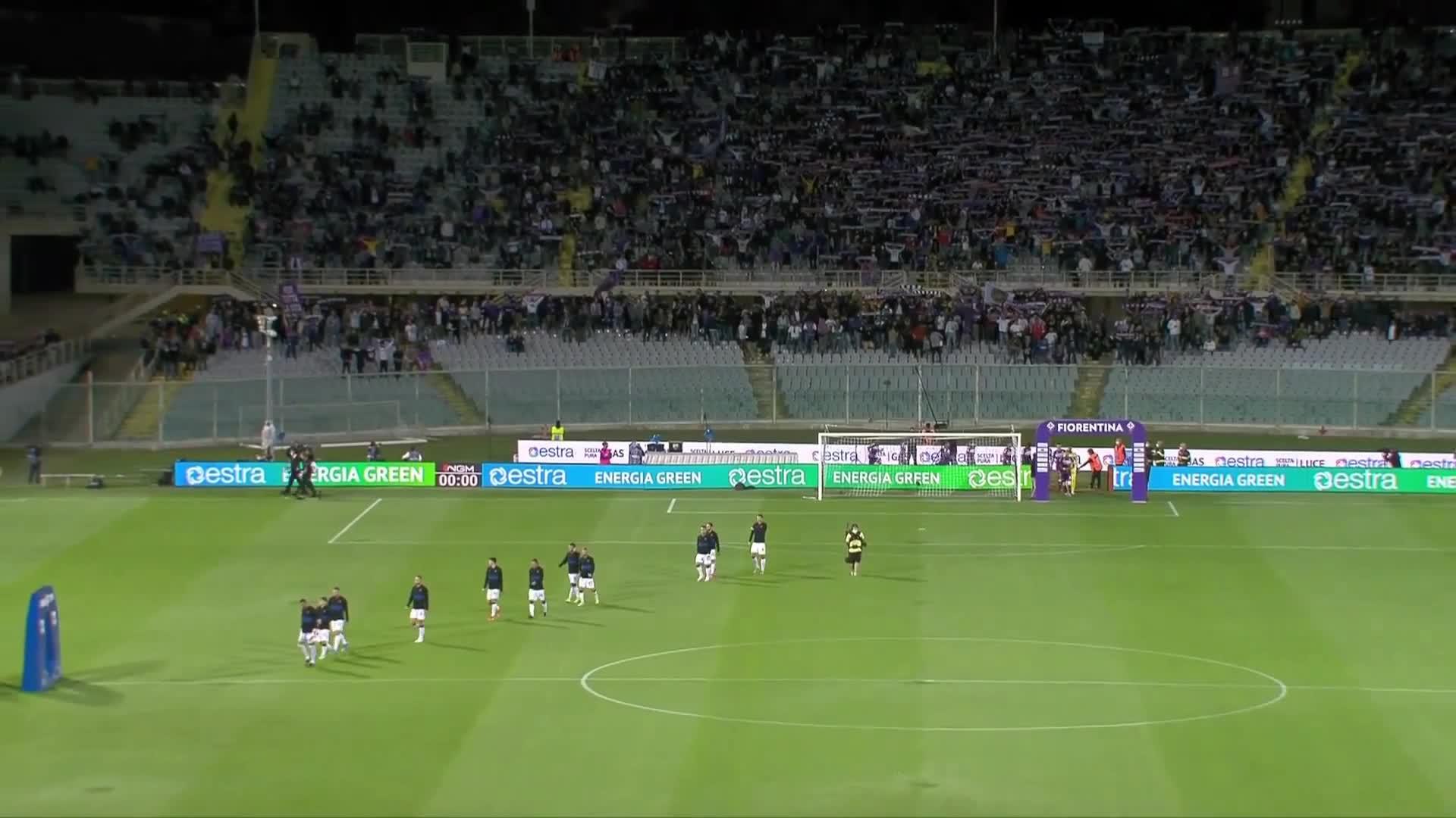 【集锦】意甲-达米安建功哲科破门 国米3-1逆转佛罗伦萨