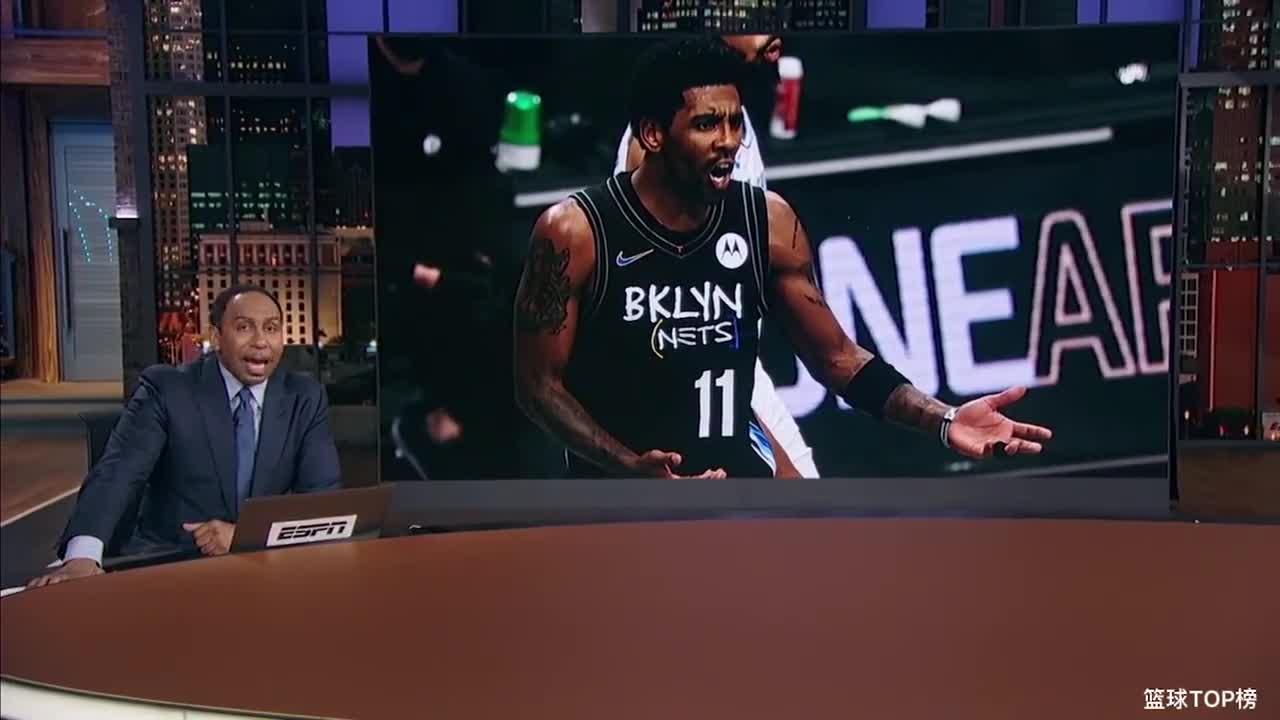 A-史密斯:KD太在乎篮球了,他现在该和欧文摊牌了