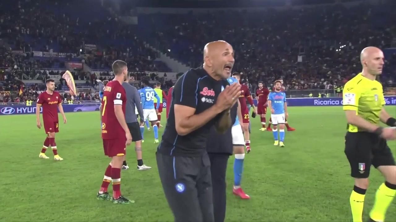 意甲-穆里尼奥被罚离场 罗马0-0终结那不勒斯联赛8连胜