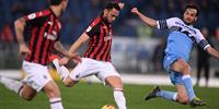 今天精选的两项赛事:意甲AC米兰VS热那亚
